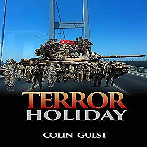 Terror Holiday audiobook cover art