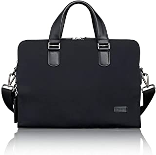 TUMI - Harrison Seneca Laptop Slim Brief Briefcase - 15 Inch Computer Backpack for Men and Women
