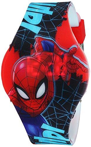 relojes para practicar la hora niños de la marca Marvel