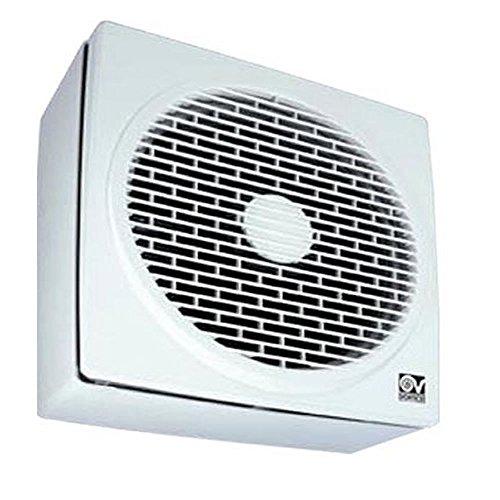Vortice 12612 150/6' AR aspiratore elicoidale da muro/vetro serie vario per foro dai 185 mm ai 190 mm