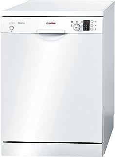 Lave vaisselle Bosch SMS25GW02E - Lave vaisselle 60 cm - Classe A+ / 46 decibels - 12 couverts - Blanc bandeau : Blanc - P...