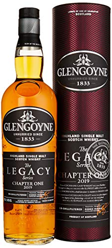 Glengoyne The LEGACY Series CHAPTER ONE Highland Single Malt Scotch Whisky 2019 (1 x 0.7 L)