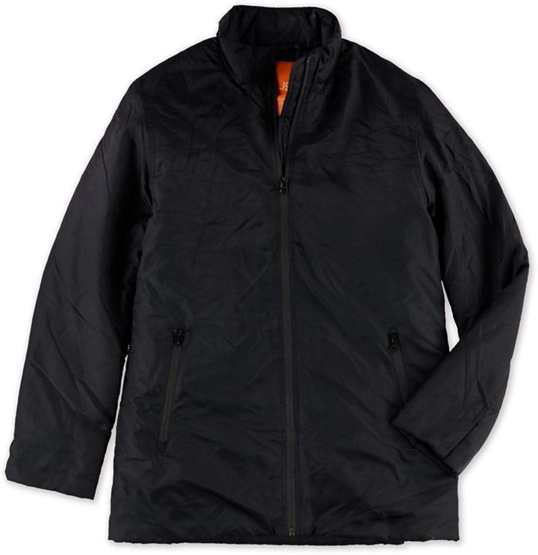 Joe Fresh Womens Mock Neck Quilted Jacket