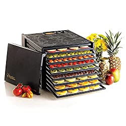 Excalibur 3926TB 9-Tray Dehydrator - click here to see it on Amazon