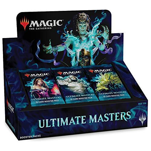 Wizards of the Coast MTG-UMA-EN The Gathering - Ultimate Masters - Juego de 24 paquetes