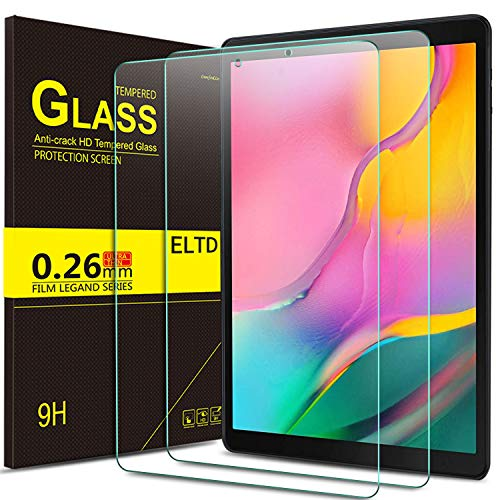 Bosewek Screen Protector for Samsung Galaxy Tab A 10.1 2019 HD Tempered Glass Screen Protector for…