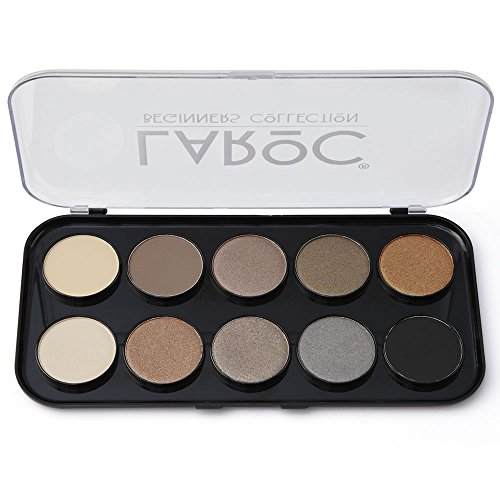 LaRoc 10 corredo di trucco Colore dell'ombra di occhio dell'ombretto della gamma di colori Set Trucco Professionale