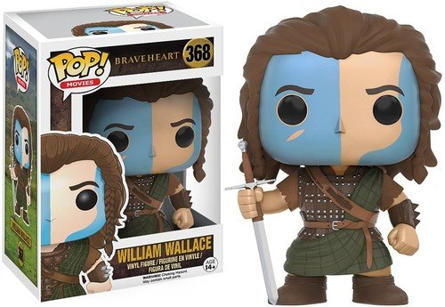 Funko - POP! Vinilo Coleccion Movies - Figura William Wallace (6565)