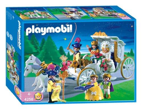 PLAYMOBIL 4258 - Casados/carrocería