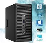 HP 600 G2 ProDesk Mini-Tower PC, Intel Quad-Core i7-6700 Upto 4.0GHz, 32GB RAM, 1TB SSD, 2GB AMD R9 350 HD Graphics 4K, AC Wi-Fi, Bluetooth, HDMI, DisplayPort, TDL - Windows 10 Pro (RENEWED)