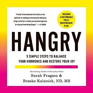 Page de couverture de Hangry