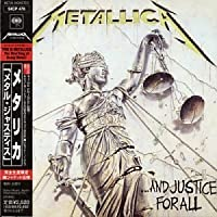 And Justice for All by Metallica (2003-11-06)