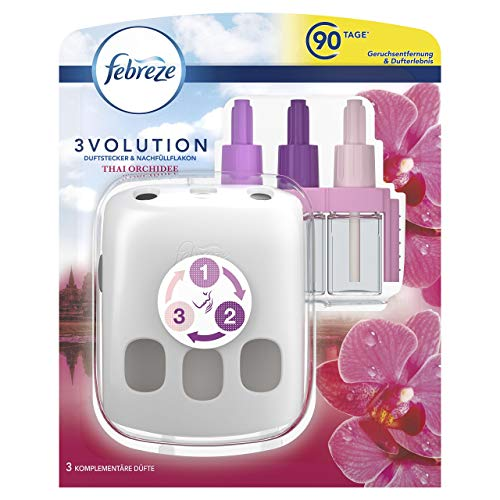 Febreze 3Volution Starterset Thai Orchidee, 20ml