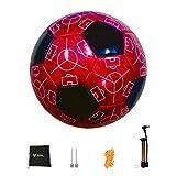 Balón de Fútbol 2020 Años Más Nuevo Balón De Fútbol Tamaño Estándar 5 Balón De Fútbol Cosido A Máquina Material De PU Pelotas De Entrenamiento De Partidos De Liga Deportiva