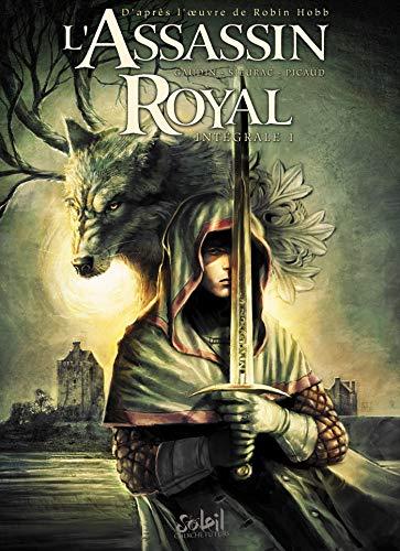 L'Assassin Royal - Intégrale T01 à T04
