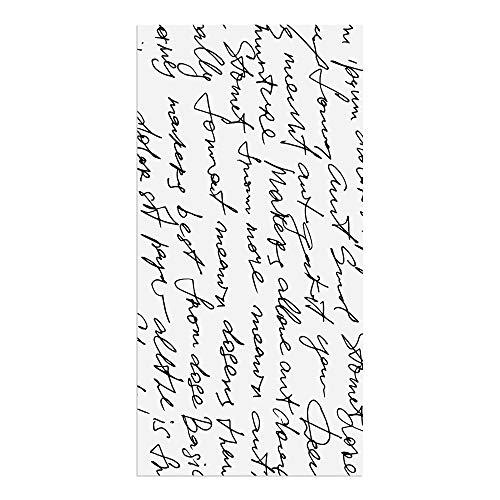 Alfombra Vinílica para Cocina, 80 x 40 cm, Alfombra de Vinilo Antideslizante y Lavable, Multiuso, ALV-012