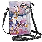 Petit sac à bandoulière pour téléphone portable Motif lampe...
