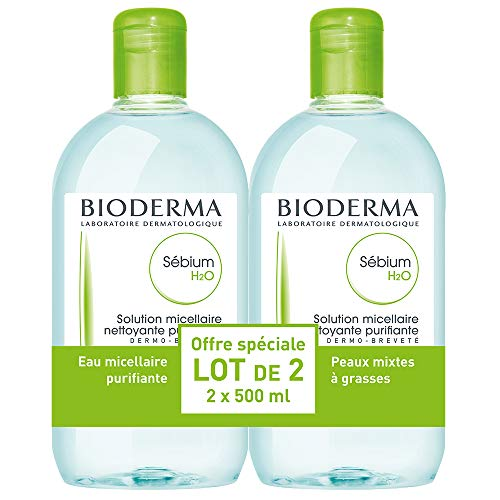 Bioderma Sebium H20 Solution Micellaire Set Cosmética - 1 Pack