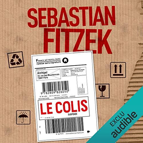 Le colis                   De :                                                                                                                                 Sebastian Fitzek                               Lu par :                                                                                                                                 Andrea Schieffer                      Durée : 9 h et 14 min     Pas de notations     Global 0,0