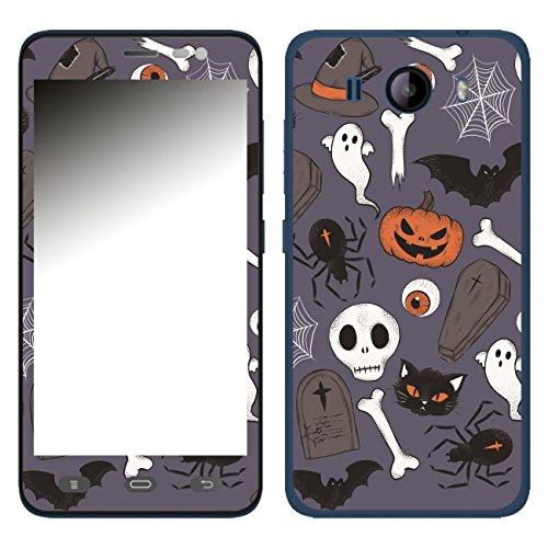 Disagu SF-106606_1209 Design Folie für Phicomm Clue L - Motiv Halloweenmuster 01