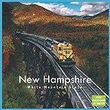 New Hampshire White Mountain State Calendar 2022: Official New Hampshire State Calendar 2022, 16 Month Calendar 2022