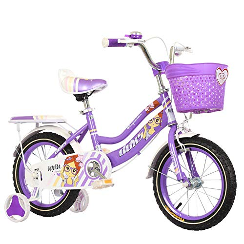 HAMHIN Bicicleta Ciclismo Ligera niños