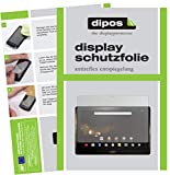 dipos I 2X Schutzfolie matt kompatibel mit Acer Iconia Tab 10 A3-A40 Folie Bildschirmschutzfolie