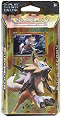 A FULL DECK READY TO PLAY, DESIGNED TO WIN: A full 60-card deck featuring Lycanroc organized by the creators, designed to dominate. HASSLE FREE DECK BUILD: No need to sort through hundreds of cards and thousands of options to create your own deck, th...