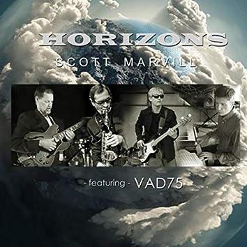 Horizons (feat. Vad75)
