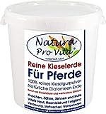 Natura Pro Vita Kieselerde für Pferde, natürliche Siliziumkur +...