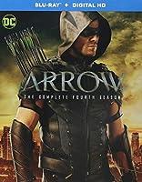 Arrow: The Complete Fourth Season [Blu-ray] [Import]