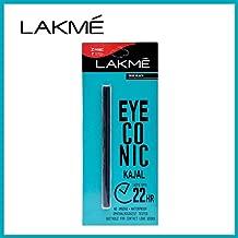 Lekme Eyeconic Kajal(Deep Black)