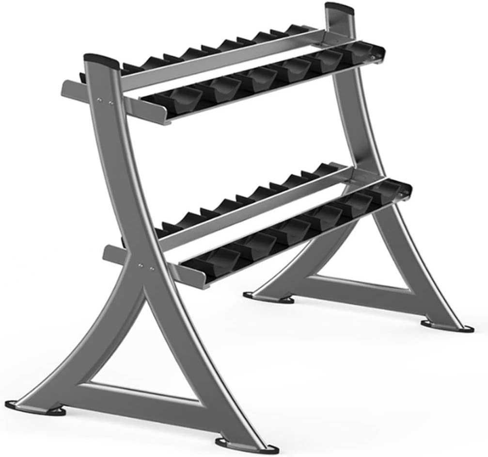 fevilady Dumbbell Rack 2 Dumbb Cheap mail order shopping Courier shipping free Tier Stand