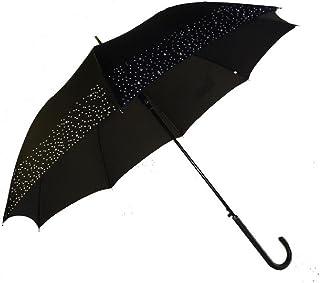 Ten Parapluie Automatique de Mariage Blanc avec Attrape Goutte cod.EL21073 cm 85h diam.103 by Varotto /& Co.