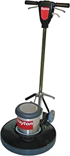 Floor Scrubber, Dual, 20 in, 1.5 HP, 185/330