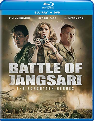 The Battle Of Jangsari [Blu-ray+DVD]