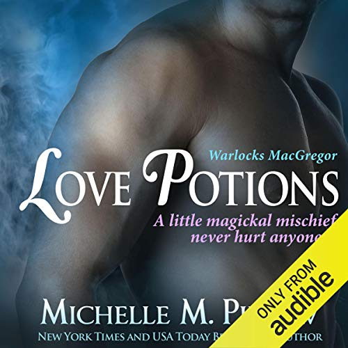 Love Potions audiobook cover art