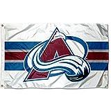 WinCraft Colorado Avalanche White 3x5 Feet Banner Flag