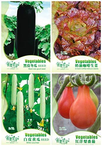 VISTARIC Gris clair: 200pcs / sac Tomate cerise semences rares Balcon Fruits Légumes bio Graines Bonsai Plante en pot (Rouge Bleu Jaune) Graines de tomate Gris clair