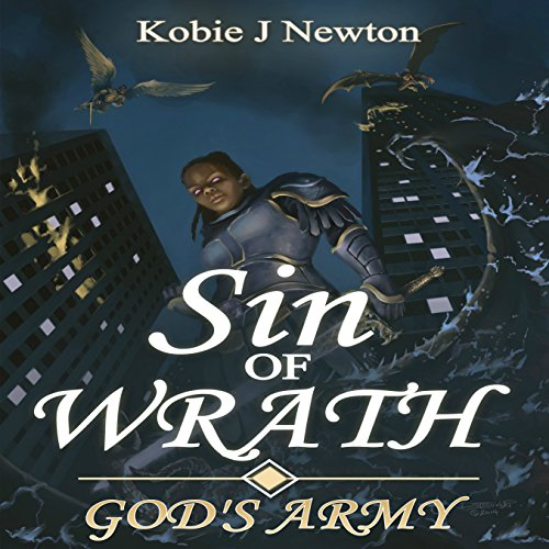 Sin of Wrath audiobook cover art