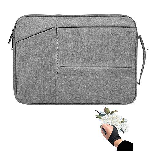 ZEICHNEN Tablet, der Fall für Wacom intuos Pro pth451/pth660Schutz Hülle Reisetasche mit der Tasche Aufbewahrung Taschen
