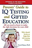Giftedness: To Test or Not To Test