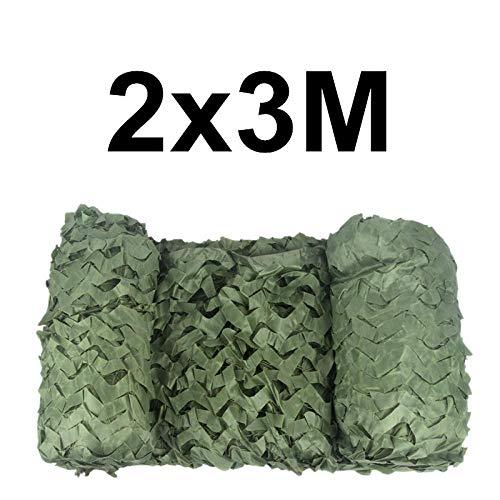 Reinforced Hunting Camo Netting Pergola Gazebo Shade Garden Hiding Outdoor Concealment Mesh 2x3M