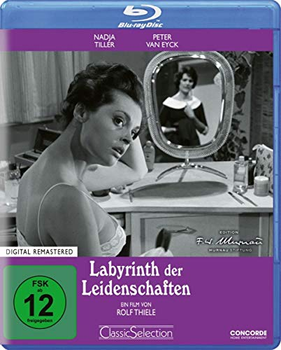 Labyrinth der Leidenschaften - ClassicSelection [Blu-ray]