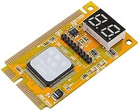 SUKRAGRAHA 2-Digit Portable Computer PC Mini PCI Mini PCI-E LPC Laptop Analyzer Tester Mother Board Debug Checker Diagnostic Card