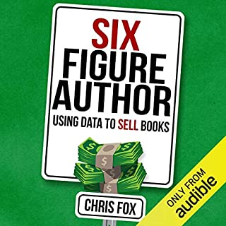 Six Figure Author audiobook cover art