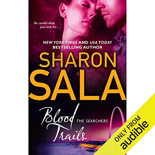Blood Trails Audiobook By Sharon Sala cover art