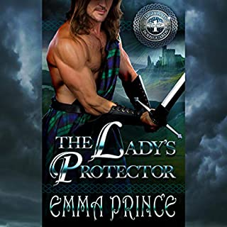 The Lady's Protector audiobook cover art