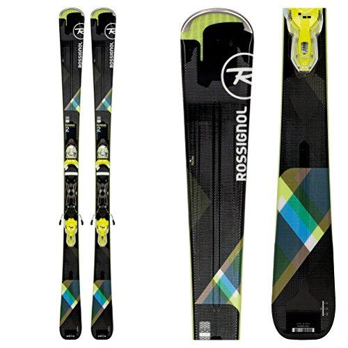 Rossignol Famous 2 (xpress) - Esquí Xpress W 10 B83 - Color negro