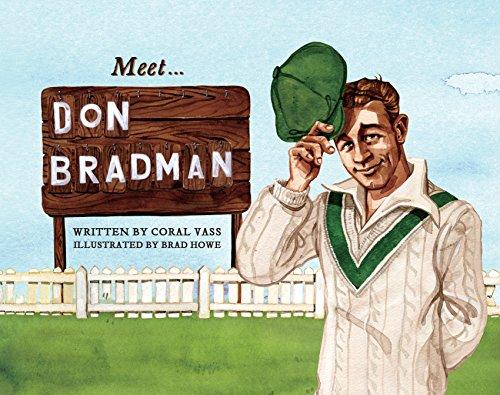 Meet... Don Bradman (English Edition)